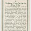 National fire-escape in use, 1846.