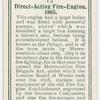Direct-acting fire-engine, 1865.