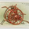 Small manual fire-engine, 1870.
