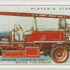 "Modern ""Three-in-One"" motor fire-engine."