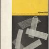 Zijeme, 1932, no. 5;  ; S. Vondráčková : Konstrukce tkaniny.