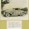1933. The Auburn 8-101A cabriolet.