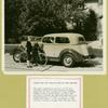 Auburn's new 1935 straight eight two-door brougham.