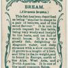 Bream (Abramis brama).