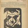 Zdrój, v. 6, no. 2. [Title page] ; Stanislaw Kubicki : Portret wiasny (drzeworyt oryg.)