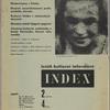 Index : leták kulturní informace. 2 roč., 4čís.; S. Friedland : Prodejný tisk.