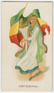 Abyssinia. Digital ID: 1572175. New York Public Library