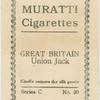 Great Britain, Union Jack.