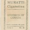 Dominion of Canada.