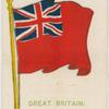 Great Britain, Red Ensign.