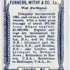 Furness, Withy & Co., Ltd., West Hartlepool.