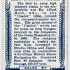 Ocean Steamship Co. Ltd., Liverpool.