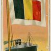 Pilot flag Belgium.