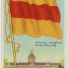 Baden : Royal Castle Carlsruhe.