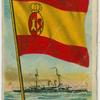 Spain Man of War Flag.