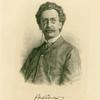 Rudolf Lindau, 1829-1910.