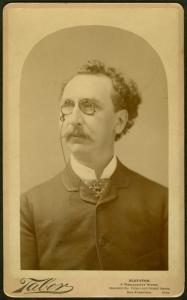 Paul Lindau, 1839-1919.