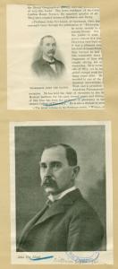 John Uri Lloyd, 1849-1936.