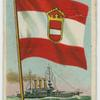 Austria Hungary Man of War Flag.