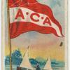 American Canoe Assn. Burgee.