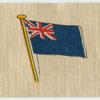 The Blue Ensign.