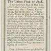 The Union Flag or Jack.