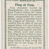 Flag of Iraq.