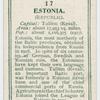 Estonia.