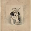 Giulio Regondi, The Young Guitar player as he appeared on the 3rd of Sepr. at the Royal Adelphi Theatre.