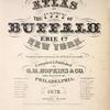 Atlas of the City of Buffalo, Erie Co., New York : from actual surveys & official records.