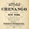 Atlas of Chenango County, New York [Title page]