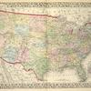 Map of the United States, and Territories. Together with Canada & c.; Island of New Foundland.