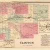 The Frontiers [Village]; Clinton [Township]; Clinton Mills [Village]; Clinton Subscriber's Business Directory.