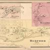 Russia [Village]; Black Brook [Village]; Redford [Village]