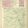 Eden Valley [Village]; Eden Valley Business Directory.; East Eden Business Directory.; East Eden [Village]; Eden [Township]