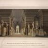 Museum der Krimm und der kaukasischen Provinzen, welches sich im Unterbau des Tempels in der Mitte des Schlosses Orianda befindet.