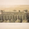 Südliche Ansicht des königl: Palastes auf der Acropolis.