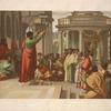 [Paul preaching at Athens.]