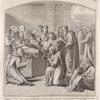 Corpus S. Nili e monasterio S. Agathæ ad Ecclesiam Cœnobii Cryptæ ferratæ solemni funere ducitur.