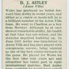 D. J. Astley (Aston Villa).