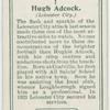 Hugh Adcock (Leicester City).