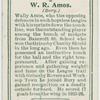 W. R. Amos (Bury).
