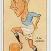 S. W. Austin (Machester City and England).