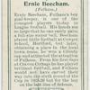 Ernie Beecham (Fulham).