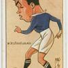 "W. R. (""Dixie"") Dean (Everton and England)."