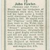John Fowler (Swansea and Wales).