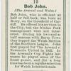 Bob John (The Arsenal and Wales).