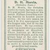 D. H. Morris (Swindon Town).