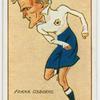 Frank Osborne (Tottenham Hotspur).