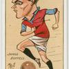James Ruffell (West Ham and England).